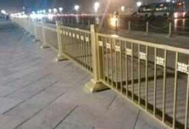 马路波形防撞护栏