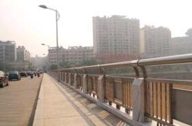 桥梁波形防撞护栏